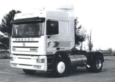 Taller Pegaso Camiones